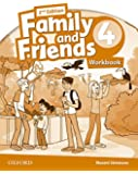 Family & Friends 4. Workbook - 2ª Edición (Family & Friends Second Edition) - 9780194811446