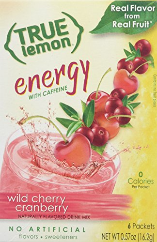 True Cranberry instant powdered Citrus product image