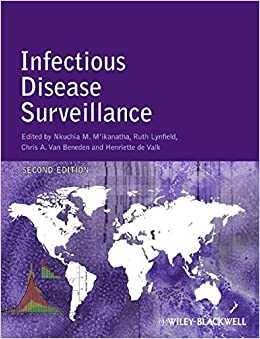 Book Infectious Disease Surveillance