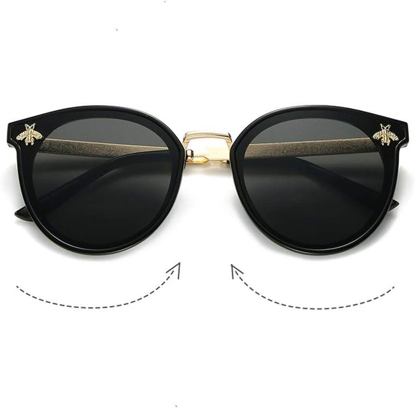Occhiali da Sole Piccola Ape Moda per Donna Occhiali da Sole Uomo Quadrato Brand Design Occhiali da Sole Retro Uomo in Ferro Green