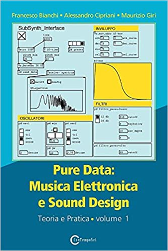 Pure Data: Musica Elettronica e Sound Design - Teoria e Pratica - Volume 1