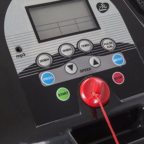 Fitfiu -HSMMT05E Cinta de correr plegable, color negro, 1500 W ...