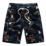 COOCOl Plus Size 5XL 6XL Mens Shorts Summer Floral Printed Hip Hop Beach Shorts