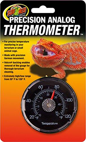Precision Analog Reptile Thermometer ()