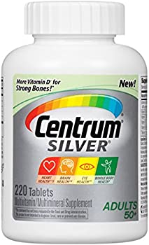 220-Count Centrum Silver Adults Multivitamins