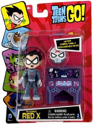 Teen Titans Go! Red X 3 Figure (Red X Teen Titans)