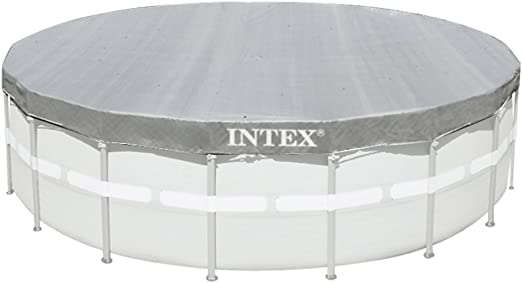 Intex 28041 - Cobertor piscina metálica Ultra Frame 549 cm rayos ...