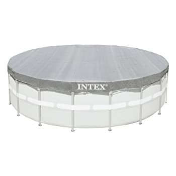 Intex Deluxe 18ft Round Winter Pool Cover