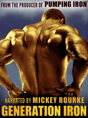 Generation Iron - Iron Mickey Rourke