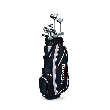 Callaway - Juego de 12 palos de golf Strata para hombre ...