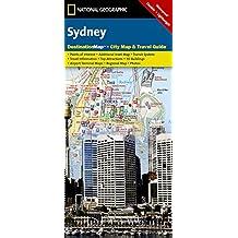 Sydney Destination City Map