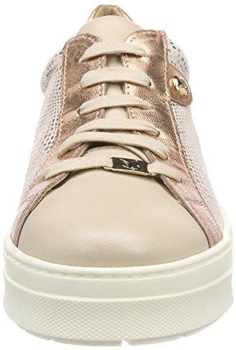 Caprice Damen 23700 Oxfords Pink (Rosego Rep Com 987)