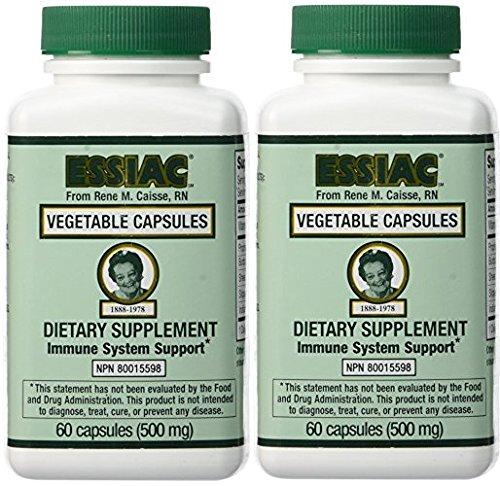 Essiac International Essiac 60 Caps (120 capsules)