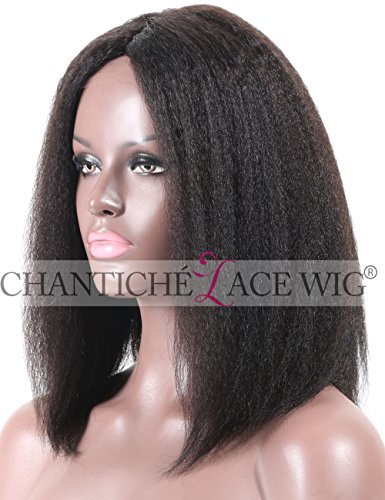Chantiche Lace Invisible Brazilian Wig