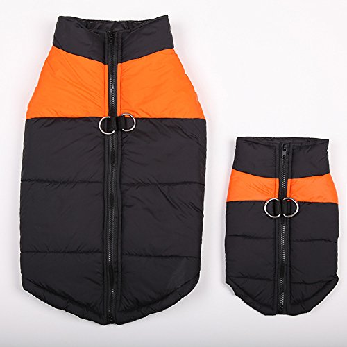 Winter Clothes Zipper Harness Waterproof product image
