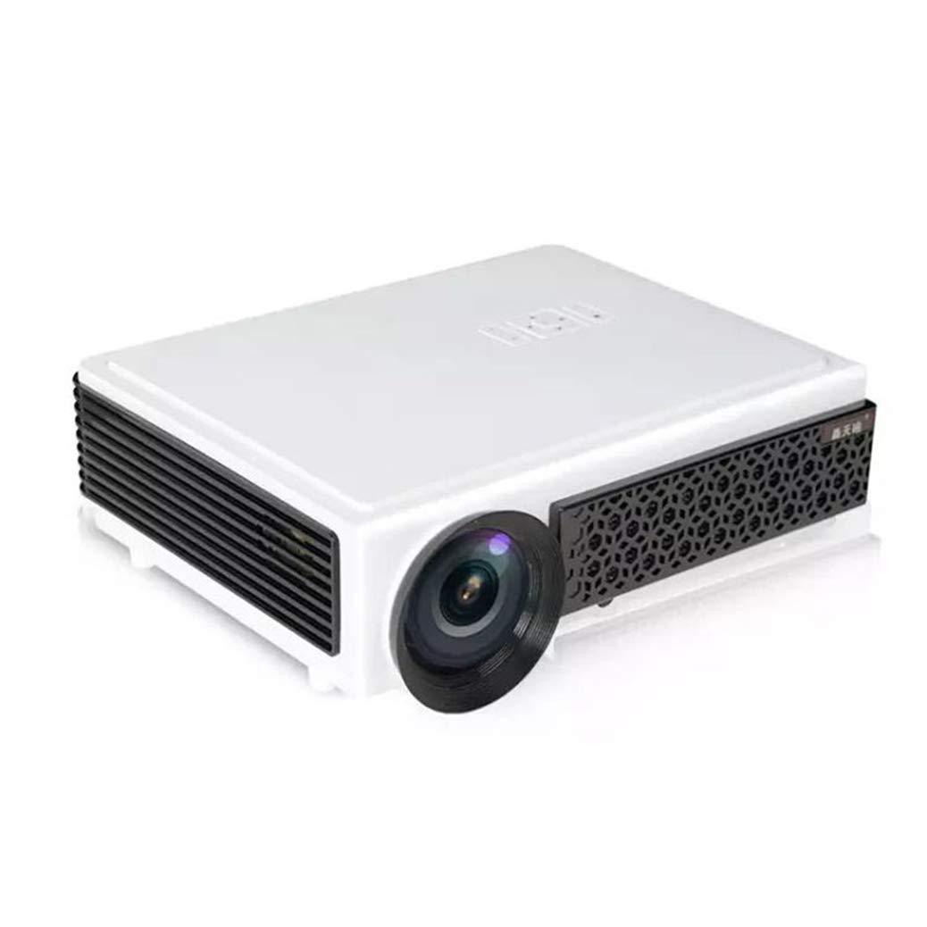 Zichen Proyector de Video 1080P Proyector LED Proyector LCD de 300 ...