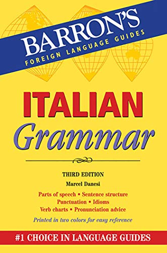 Italian Grammar (Barron
