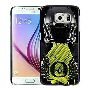 New Unique And Popular Samsung Galaxy S6 Case Designed With Ducks Oregon Black Samsung S6 Cover