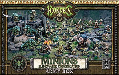 Privateer Press Blindwater Army Box (Resin/Metal/Plastic) Miniature Game PIP75084