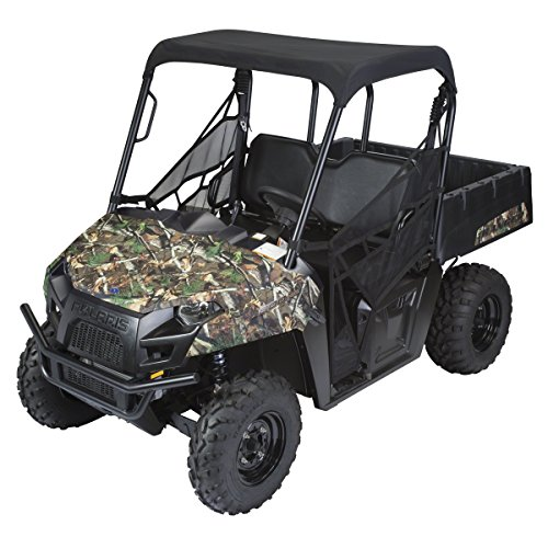 Classic Accessories 18-089-010401-00 Black QuadGear UTV Roll Cage Top (Black Utv Roll Cage)