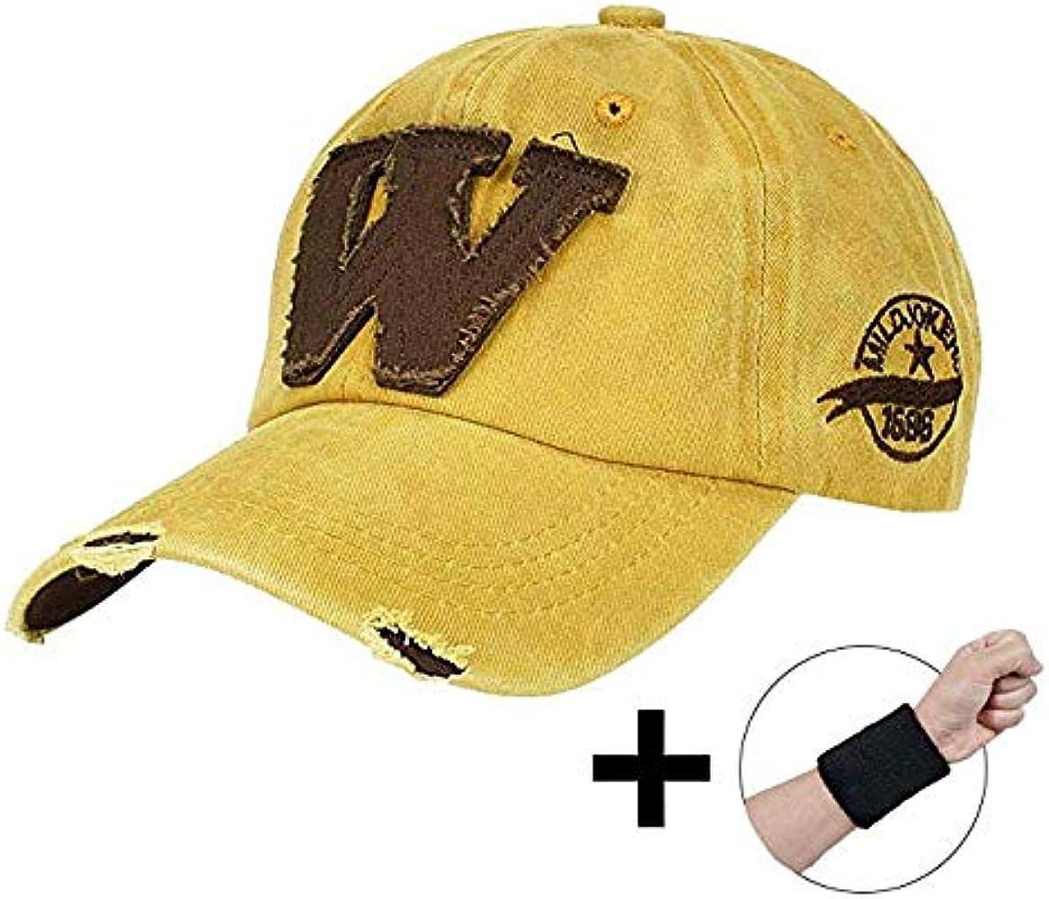 CheChury Gorra de béisbol de algodón con Sombra de Sol Moda Unisex ...