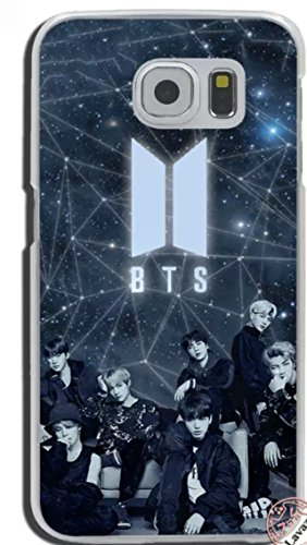 LLM 2 BTS Star Love Yourself Face Love Kpop Bangtan Boys Band Korean Rapmonster Jin Suga J-Hope Jimin V Jungkook Music Transparent Hard Cover Case For Samsung (Samsung Galaxy J3 2015/ J3 2016)