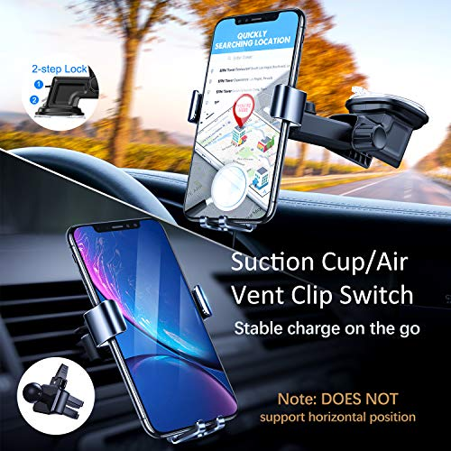 Car Electronics & Accessories Magnetic Dashboard Cell Phone Car Mount Holder,Distant Forest in Early Morning Fantasy Dreamy,can be Adjusted 360 Degrees to Rotate,Phone Holder Compatible All Smartphones