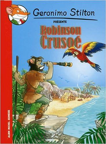 Télécharger en ligne Robinson Crusoé pdf