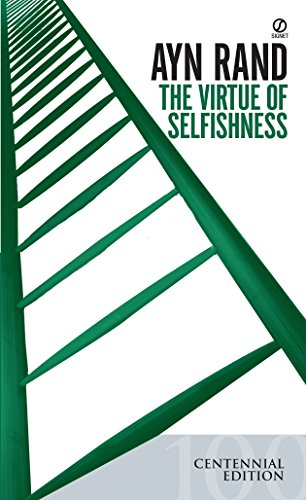 Book cover from The Virtue of Selfishness: Fiftieth Anniversary Editionby Ayn  Rand