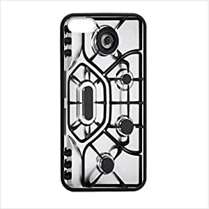 Best Custom Case - Personalized Gas Cooker Design Apple iphone 5 or 5s TPU (Laser Technology) Case, Cell Phone Cover