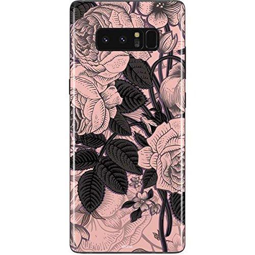 Floral Patterns Galaxy Note 8 Skin - Rose Quartz Floral | Skinit Patterns & Textures Skin