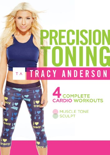 Tracy Anderson: Precision Toning (Anderson Exercise Dvd)