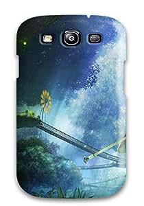 lintao diy For Galaxy S3 Protector Case Xenoblade Chronicles Game Phone Cover