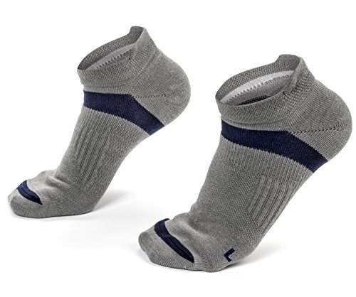 Wanderlust Running Socks For Men & Women: Premium No Show Compression Socks With Guaranteed Arch Support, Blister Resistance, And Technical Moisture Wicking!