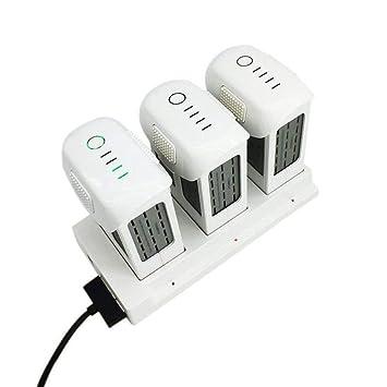 TS Trade Cargador de batería Inteligente de Carga múltiple Hub ...
