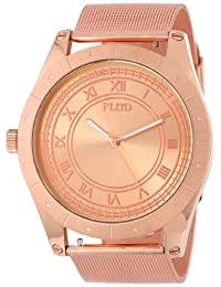 Flud Men's BBN024 Big Ben Rose Gold Classic Analog Watch