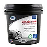 Rain Guard Water Sealers SP-1506 Clear Low Gloss Garage Floor Urethane Sealer Single Part Ready to USE Covers up to 200 Sq. Ft. 1 Gallon