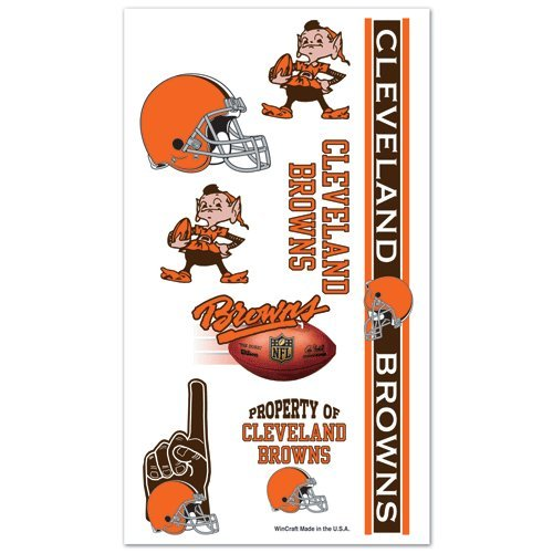 Cleveland Browns Tattoos