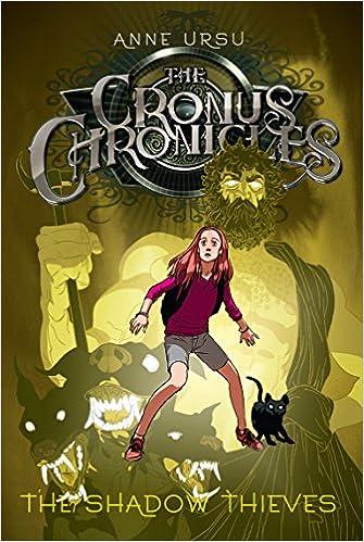 Amazon com: The Shadow Thieves (The Cronus Chronicles