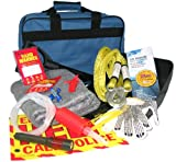 Superex 97-127U Winter Emergency Kit with Roadside Assistance