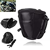 FidgetFidget Bag 1pc Motorcycle Sports Rear Seat Carry Luggage Tail Bag Saddlebag Waterproof