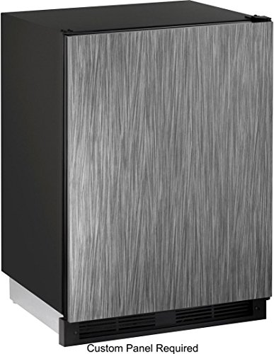 "U-CO1224FB-00B CO1224F 24"" Combo Ice Maker Refridgerator, Integrated by U-Line"