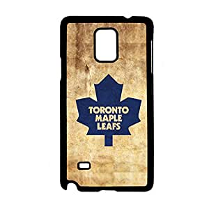 Design With Toronto Maple Leafs Plastic Phone Cases For Girly For Samsung Galaxy Note4 Choose Design 2