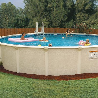 Oasis 100 Pool Package Size: 15' x 180