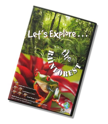 Let's Explore . . . The Rainforest ()