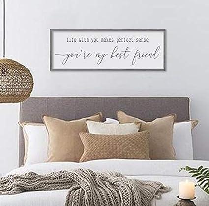 Amazon.com: Arvier Bedroom Wall Decor Tim McGraw My Best ...