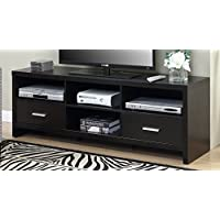 Convenience Concepts Key West 60-Inch TV Stand, Espresso