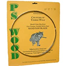 """Timber Wolf Bandsaw Blade 82"""" x 1/4"""" x 4 TPI x .025 Thickness"""