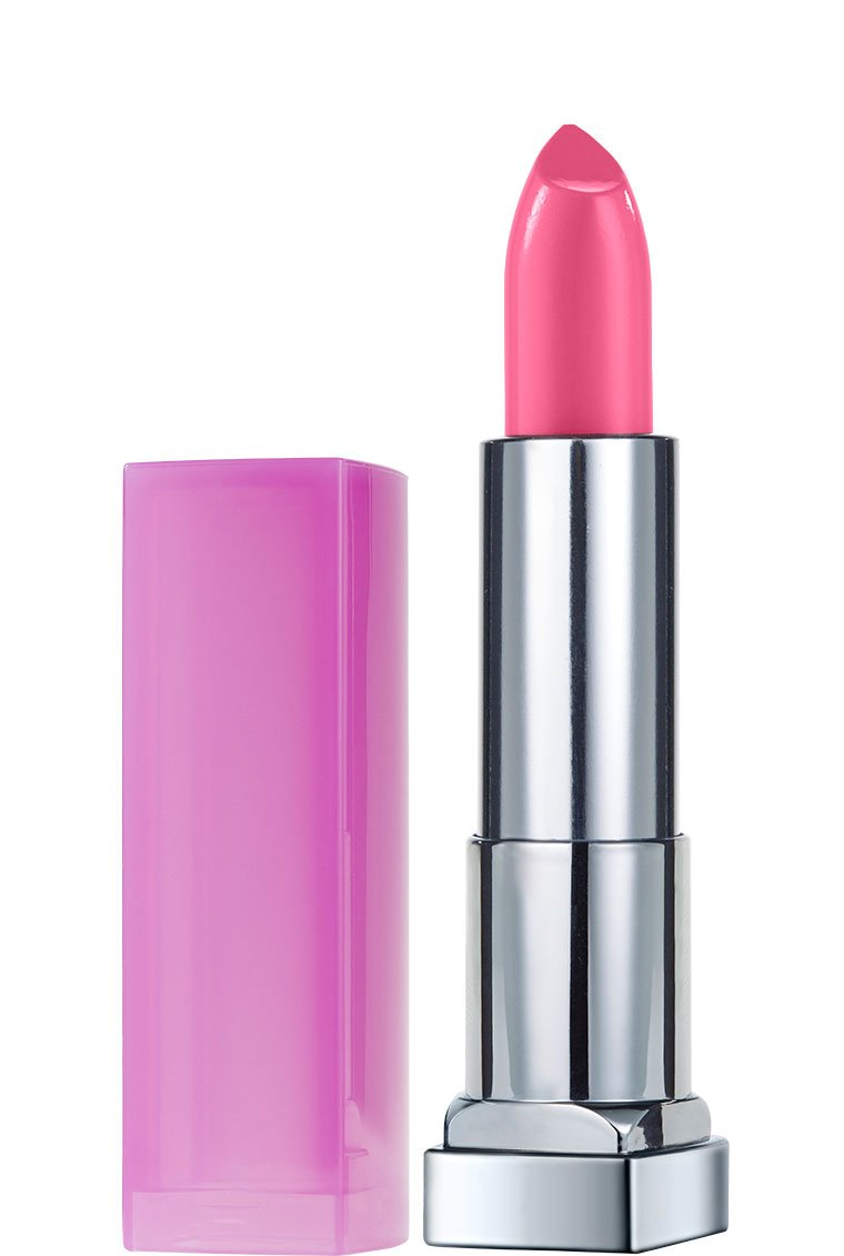 Maybelline New York Color Sensational Rebel Bloom Lipstick, Power Peony, 0.15 Ounce