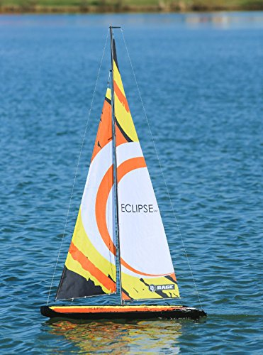 Model One M1 Radio (Rage RC Automobile B1300 Eclipse 1M Ready to Run Sailboat)